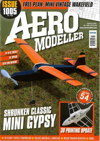 Aero Modeller magazine