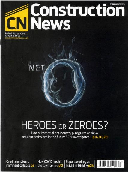 Construction News magazine