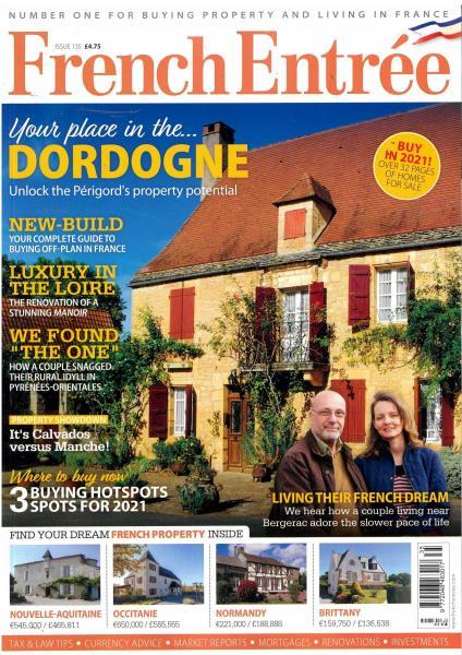 French Entrée magazine