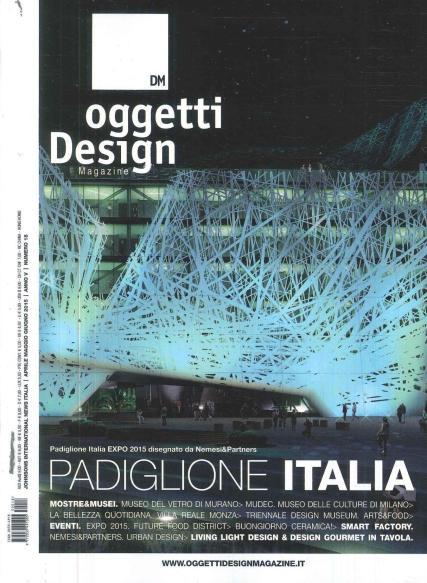 DM Oggetti Design magazine
