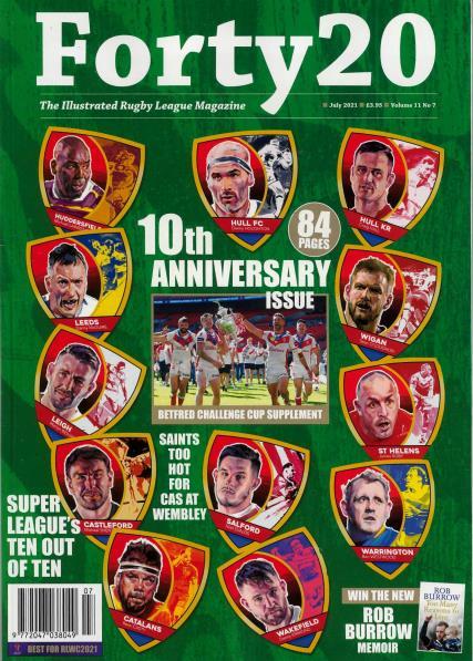 Forty-20 magazine