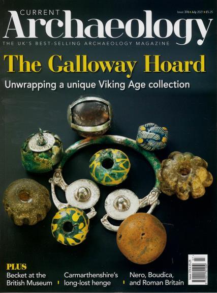 Current Archaeology magazine