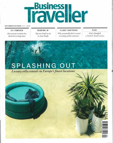 Business Traveller magazine