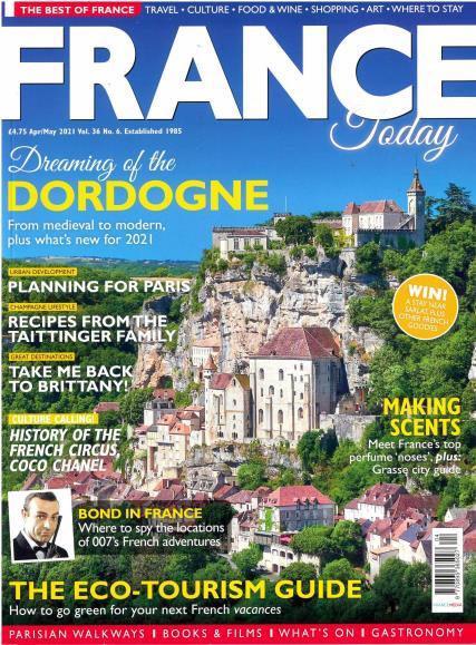 France Today magazine