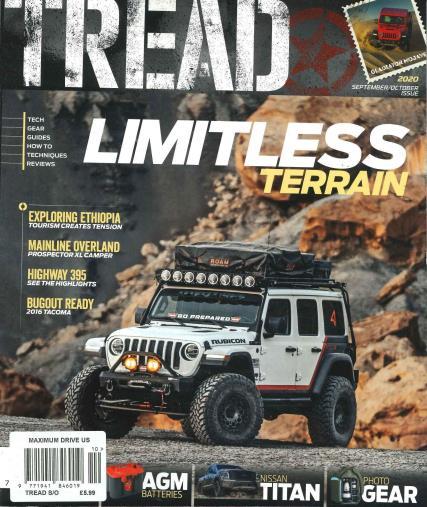 Maximum Drive magazine