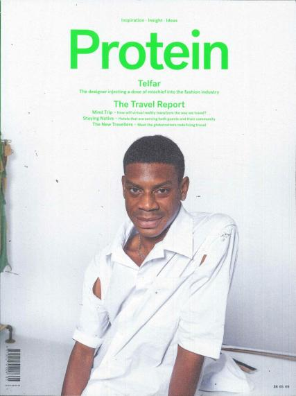Protein Journal magazine