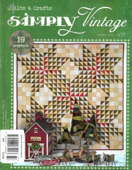 Simply Vintage magazine