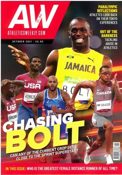 Athletics Weekly magazine