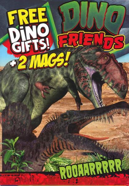 Dino Friends magazine