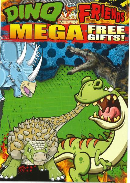 Dino Friends magazine