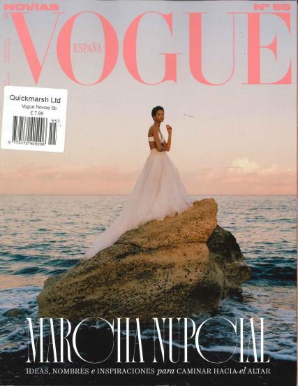 Vogue Novias magazine