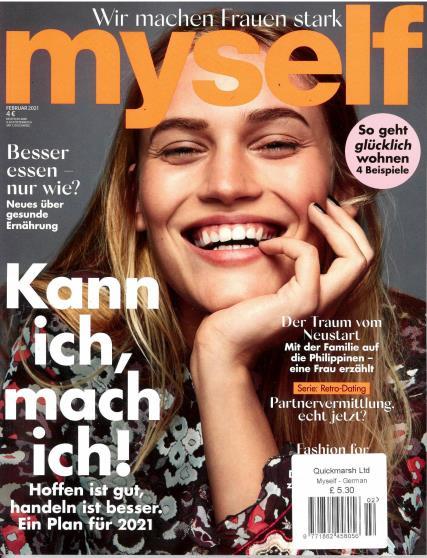 Myself magazine