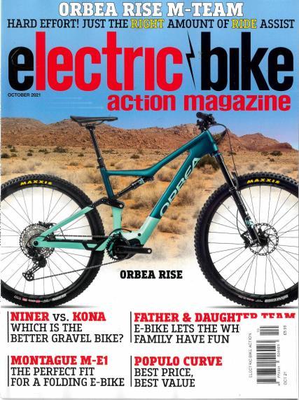 Electric Bike Action magazine