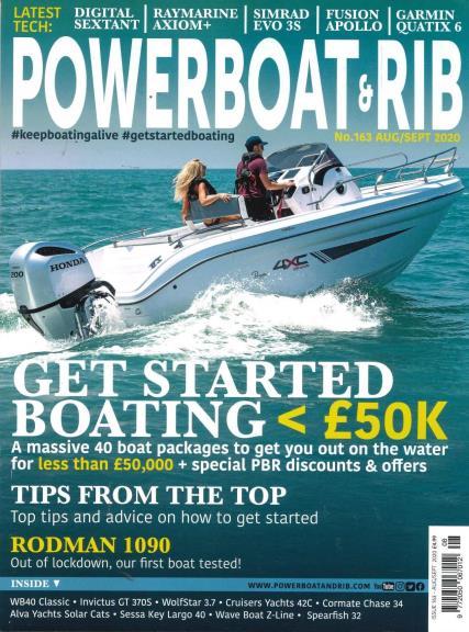 Powerboat & Rib magazine