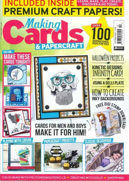 Making Cards magazine