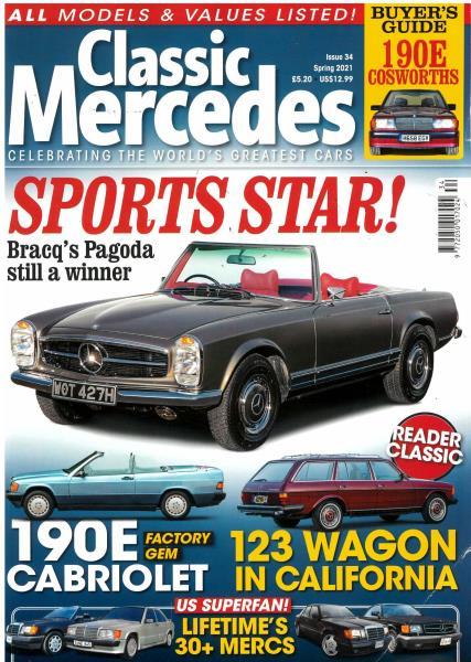 Classic Mercedes magazine