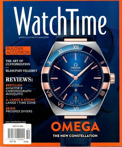 Watch Time magazine