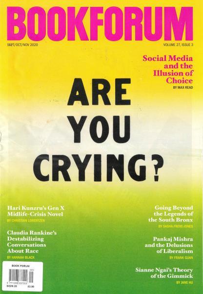 Book Forum magazine