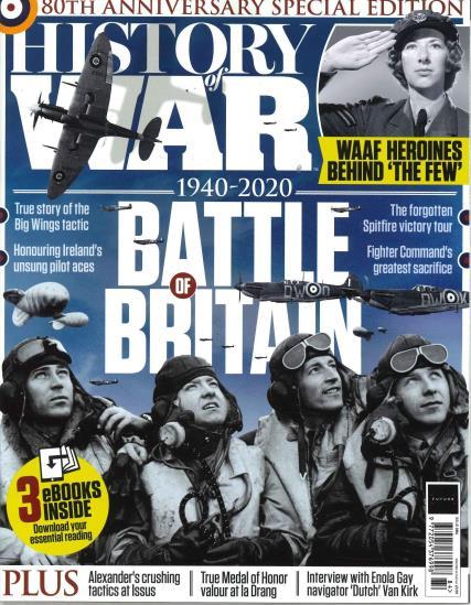 History of War magazine