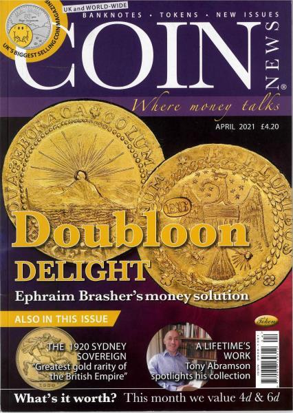 Coin News magazine
