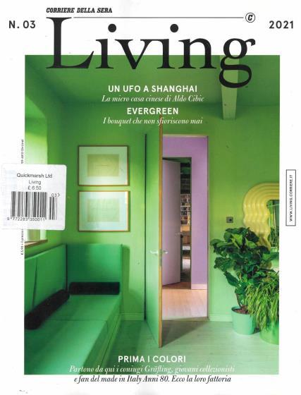 Living Italia magazine