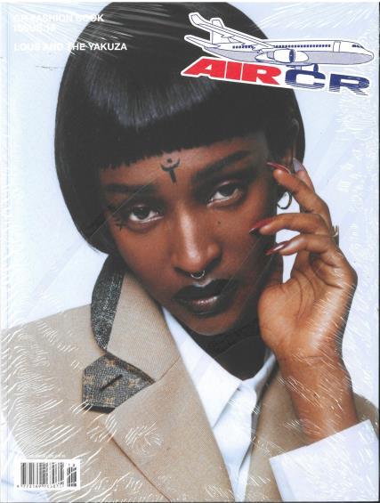 CR Fashion Book magazine