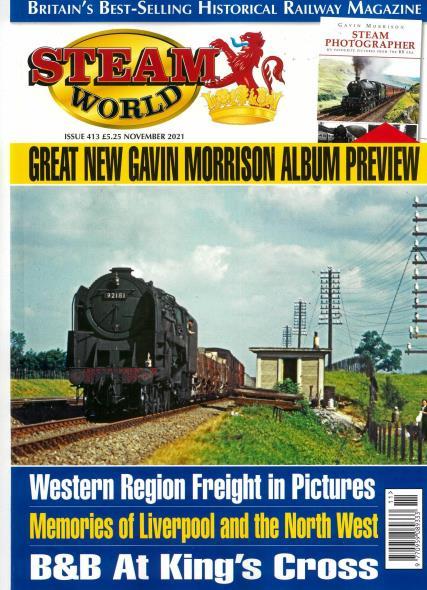 Steam World magazine