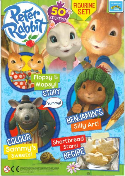 Peter Rabbit magazine