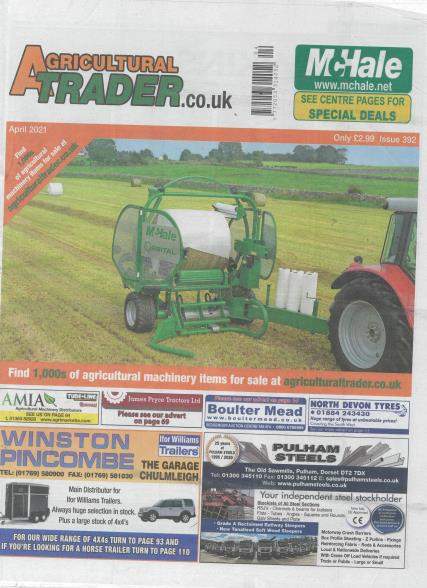 Agricultural Trader magazine