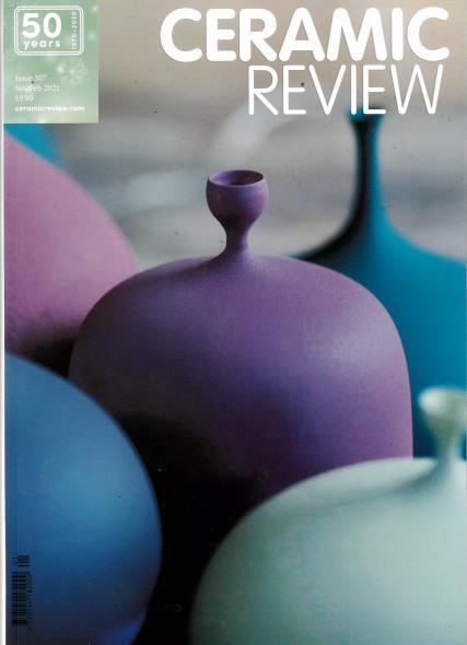 Ceramic Review magazine