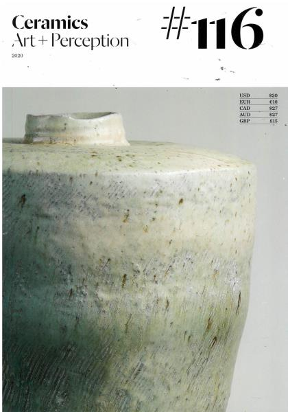 Ceramics - Art and Perception magazine
