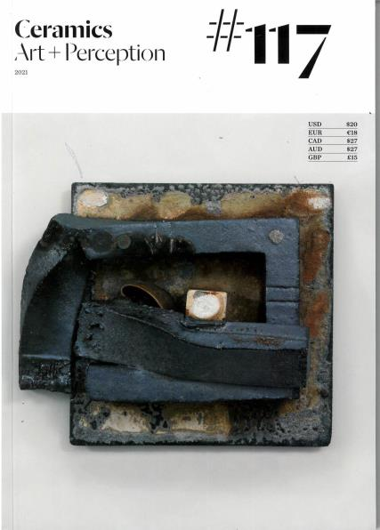 Ceramics - Art and Perception magazine