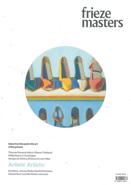 Frieze Masters magazine