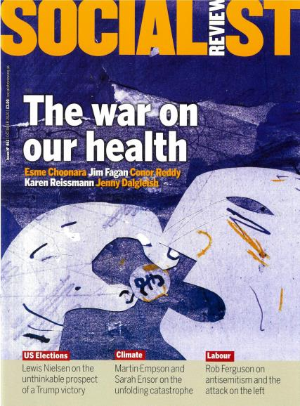 Socialist Review magazine