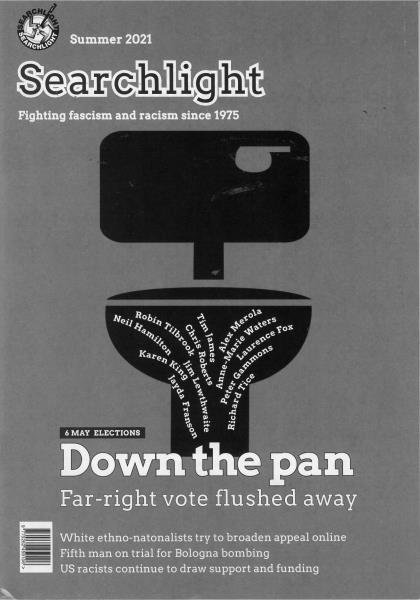 Searchlight magazine