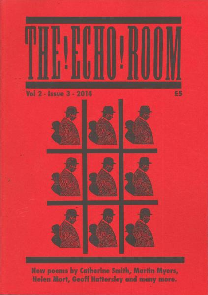 The Echo Room magazine