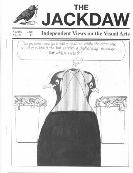 The Jackdaw magazine