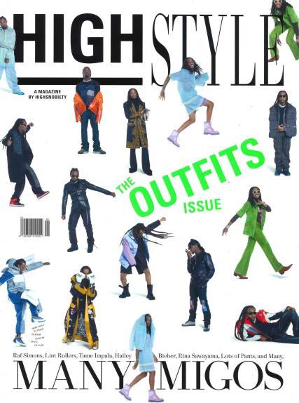 Highsnobiety magazine