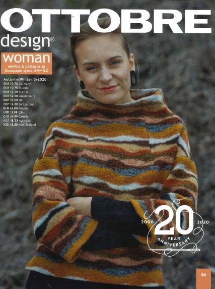 Ottobre Design magazine