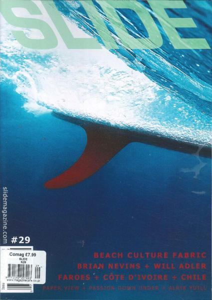 Slide magazine
