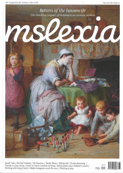 Mslexia magazine