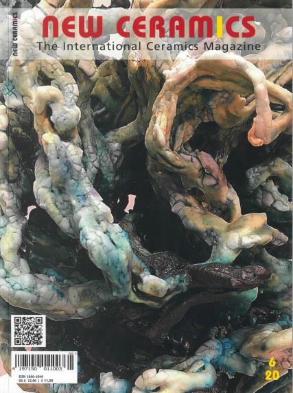 New Ceramics magazine