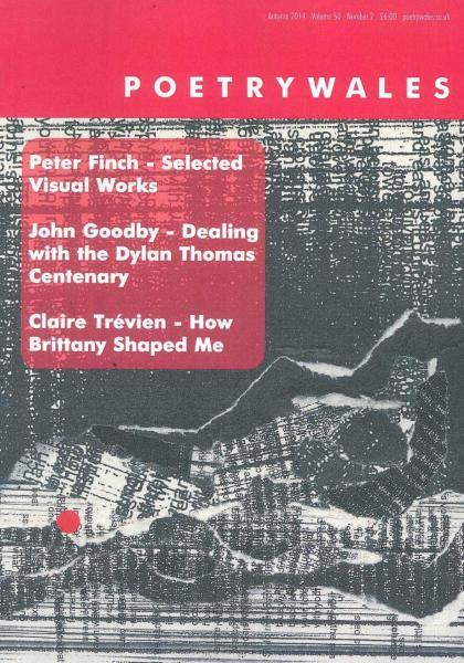Poetry Wales magazine