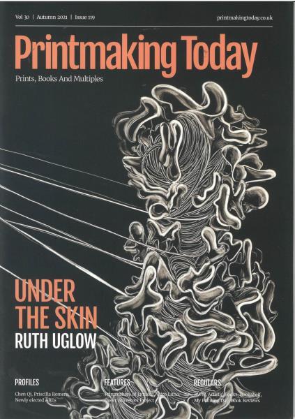 Printmaking Today magazine