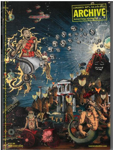 Lurzer's International Archive magazine