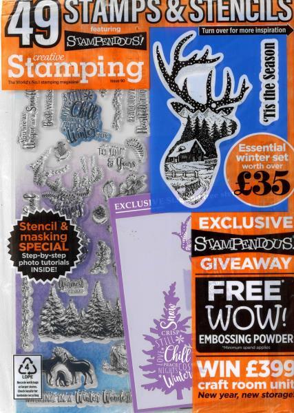 Creative Stamping magazine
