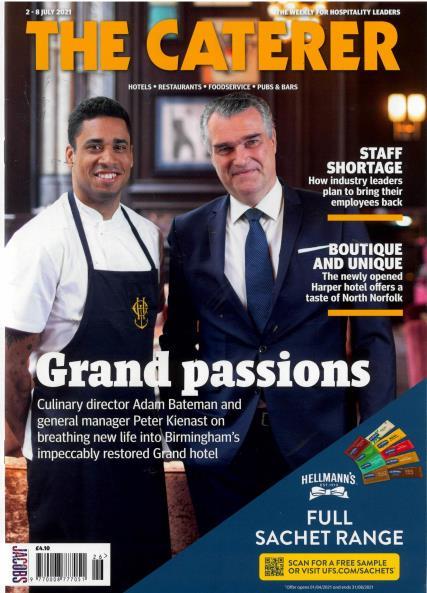 The Caterer magazine