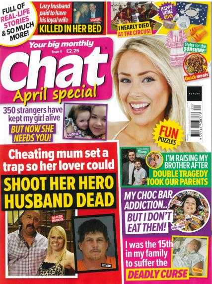 Chat Monthly magazine