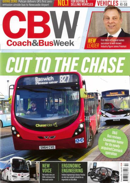 Coach and Bus Week magazine