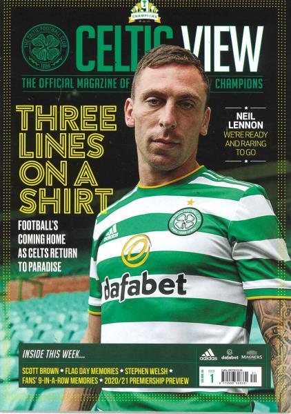 Celtic View magazine